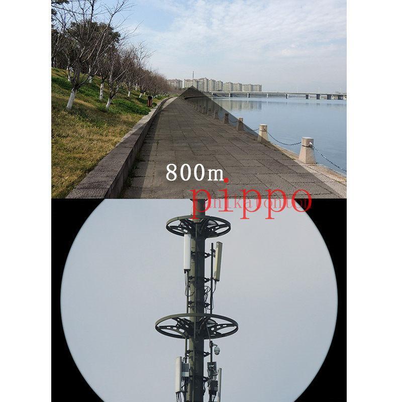 双眼鏡 望遠鏡 コンサート 高倍率 80×80 10倍 コンパクト 高解像度 高透過率 野球観戦 舞台鑑賞 野鳥観察 アウトドア 夜間観察 pippo 10