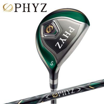 【ブリヂストン】PHYZ5 フェアウェイウッド PZ-409W シャフト【ファイズ】