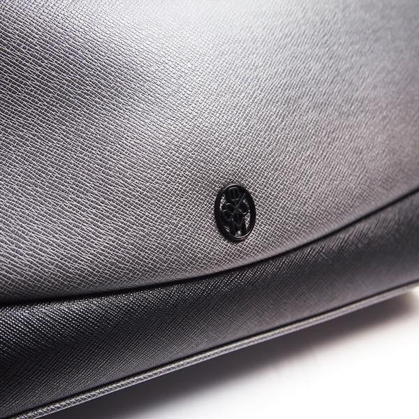 PIOMBO ピオンボ スプリットレザーセカンドバッグ シングルファスナー メンズバッグ  メンズポーチ バッグインバッグ pisd 14