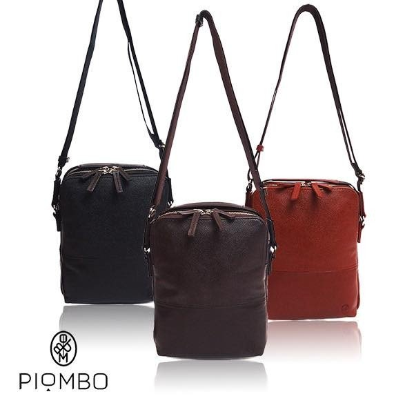 PIOMBO ピオンボ サマハラ ショルダー 牛革 レザー 縦型 ミニショルダー|pisd