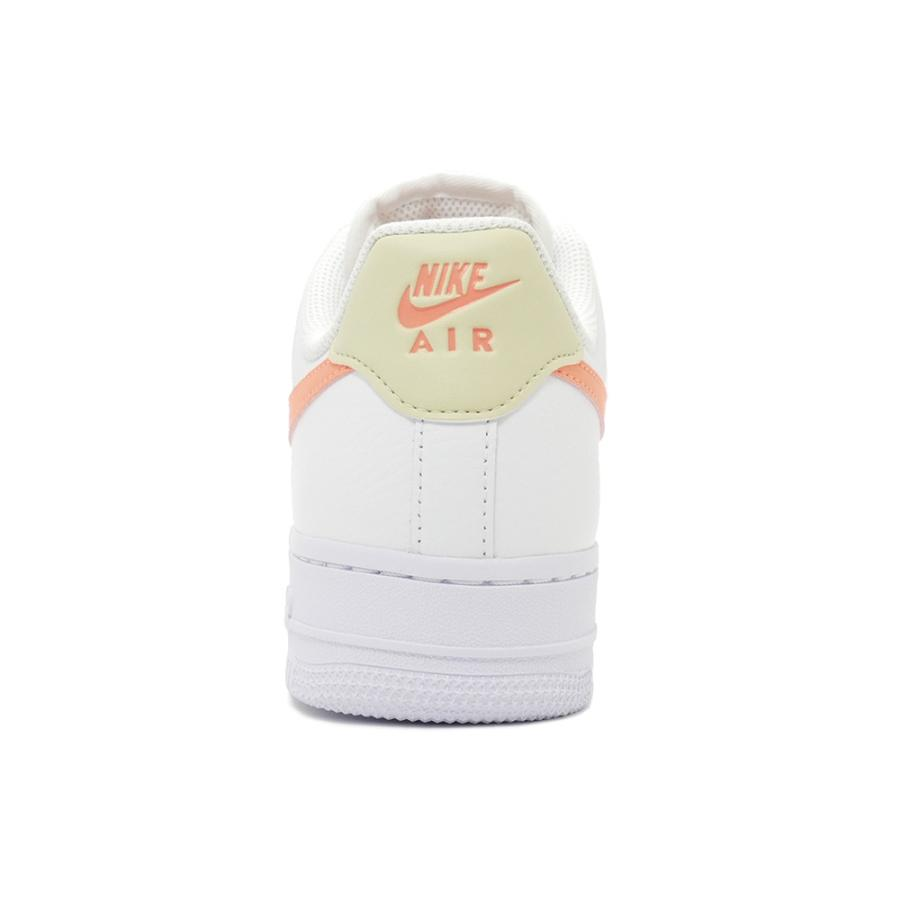 スニーカー ナイキ NIKE ウィメンズエアフォース1'07 ホワイト/アトミックピンク/フォッシル 315115-157 レディース シューズ 靴 20FA|pistacchio|04