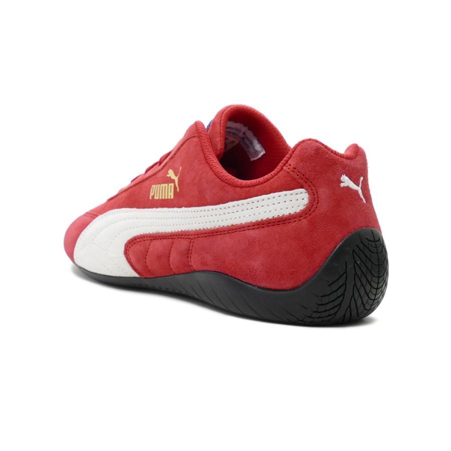 スニーカー プーマ PUMA スピードキャットOGスパルコ リボンレッド/ホワイト 339844-05 メンズ レディース シューズ 靴 20FA|pistacchio|03