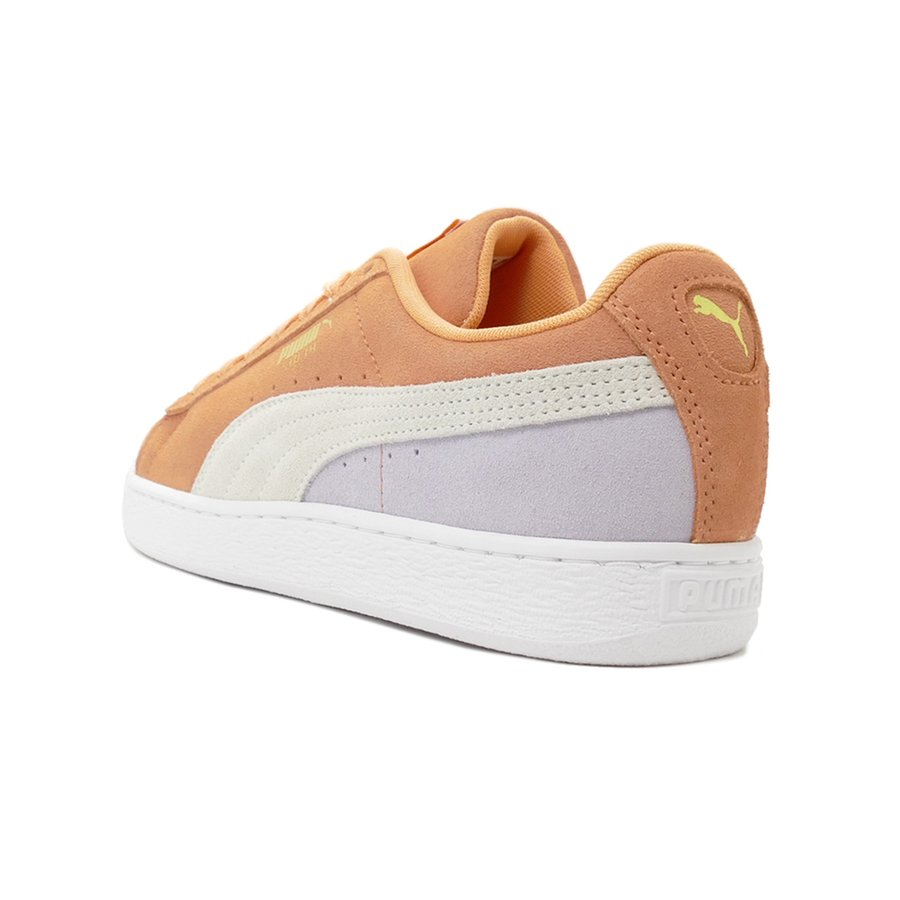 スニーカー プーマ PUMA スウェードクラシック カンタロープ/プーマホワイト 365347-88 メンズ シューズ 靴 20FA pistacchio 03