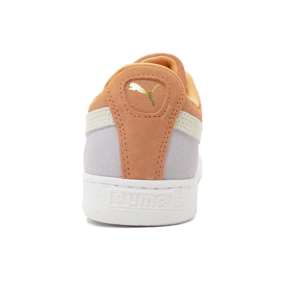 スニーカー プーマ PUMA スウェードクラシック カンタロープ/プーマホワイト 365347-88 メンズ シューズ 靴 20FA pistacchio 04
