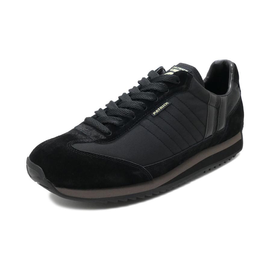 スニーカー パトリック PATRICK マラソンスペース ブラック 94601 メンズ レディース シューズ 靴 20Q2|pistacchio