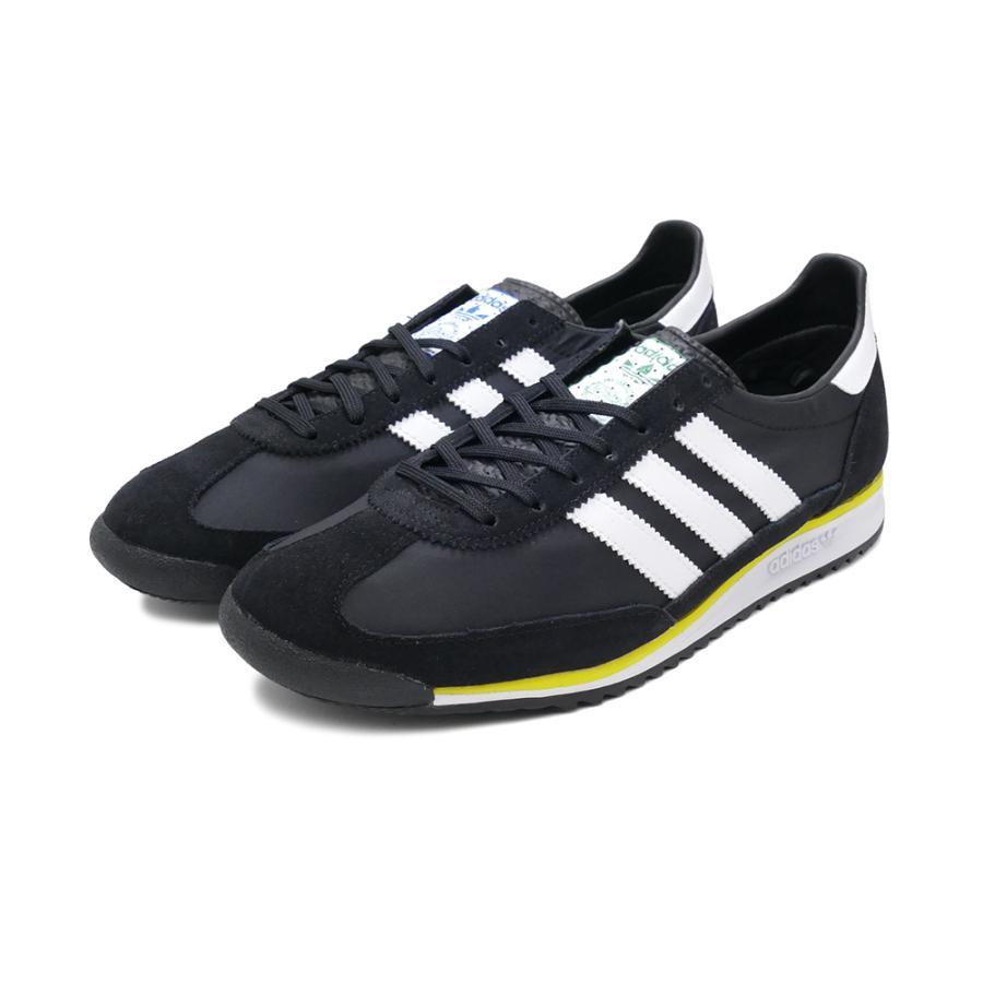 スニーカー アディダス adidas SL72 グリーン/イエロー/コアブラック FW3272 メンズ シューズ 靴 20Q3 pistacchio