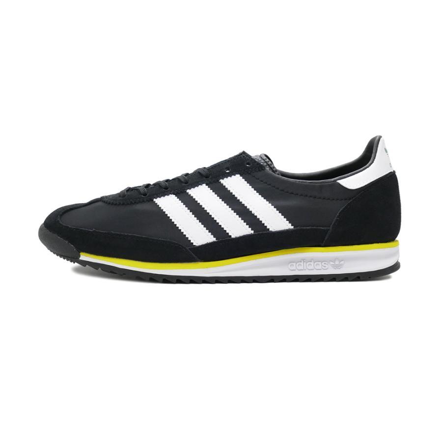スニーカー アディダス adidas SL72 グリーン/イエロー/コアブラック FW3272 メンズ シューズ 靴 20Q3 pistacchio 02