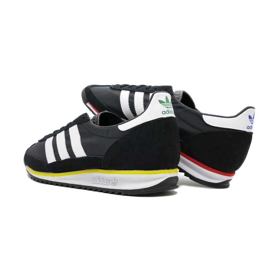 スニーカー アディダス adidas SL72 グリーン/イエロー/コアブラック FW3272 メンズ シューズ 靴 20Q3 pistacchio 03