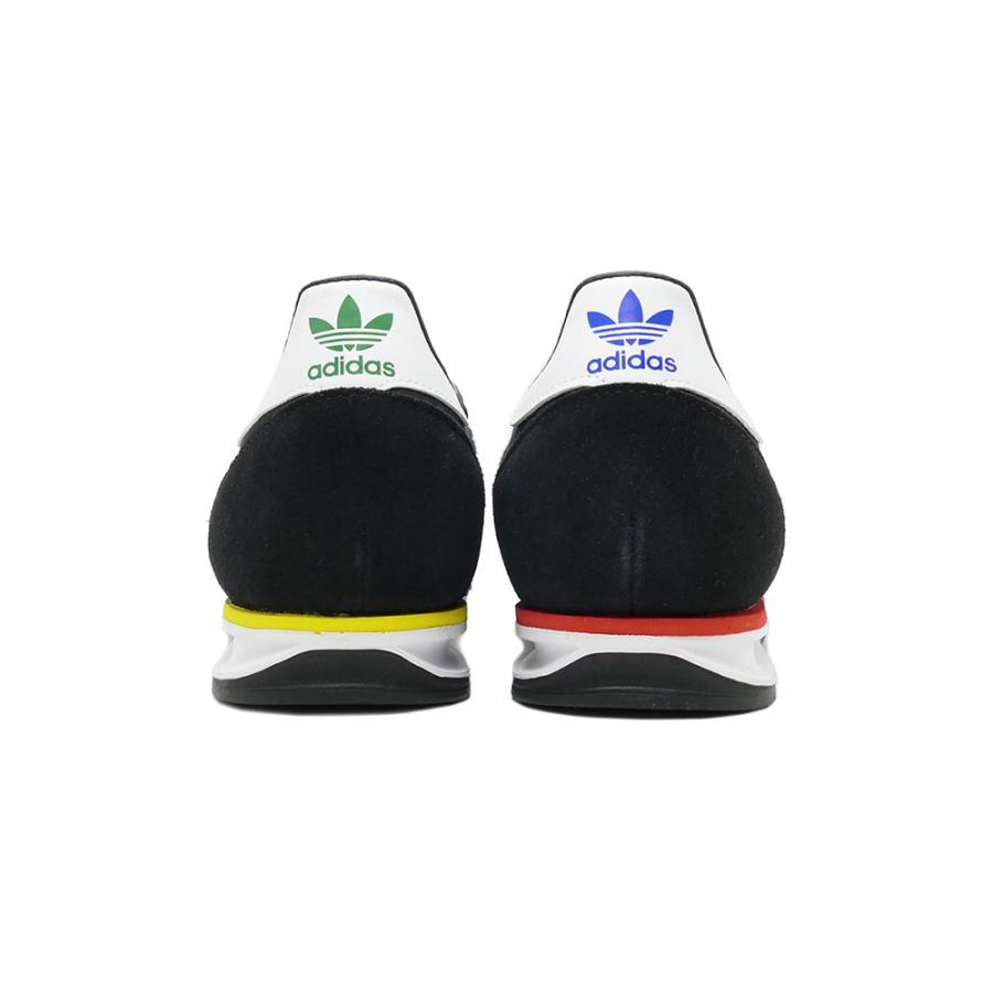 スニーカー アディダス adidas SL72 グリーン/イエロー/コアブラック FW3272 メンズ シューズ 靴 20Q3 pistacchio 04
