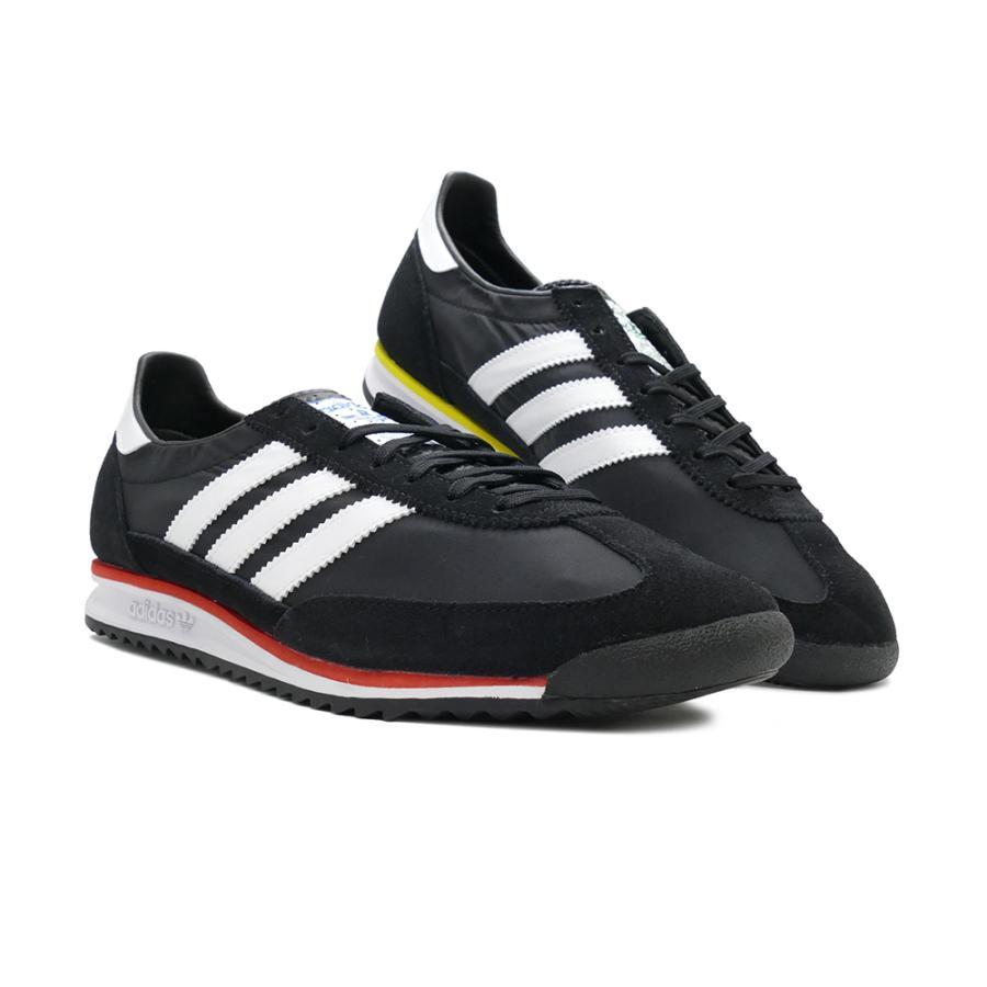スニーカー アディダス adidas SL72 グリーン/イエロー/コアブラック FW3272 メンズ シューズ 靴 20Q3 pistacchio 05