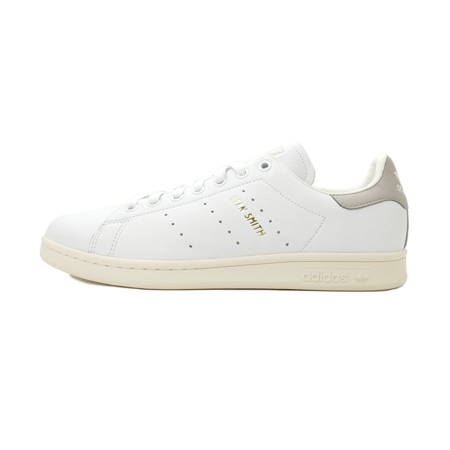 スニーカー アディダス adidas スタンスミス ホワイト/クリアグラナイト グレー S75075 メンズ レディース シューズ 靴|pistacchio|02