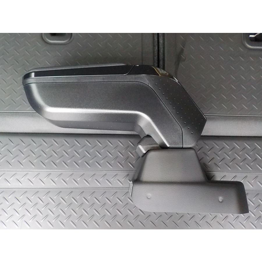 新型ジムニー/ジムニーシエラ JB64W/JB74W 専用アームレスト「アームスター2」ARMSTAR コンソール|piston|02