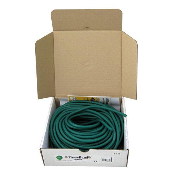 いいスタイル セラチューブ 100フィート(30.4m) グリーン ヘビー +1 D M ボディケアパワーUPフィットネス (TT13), Tentendo d7ac5b32