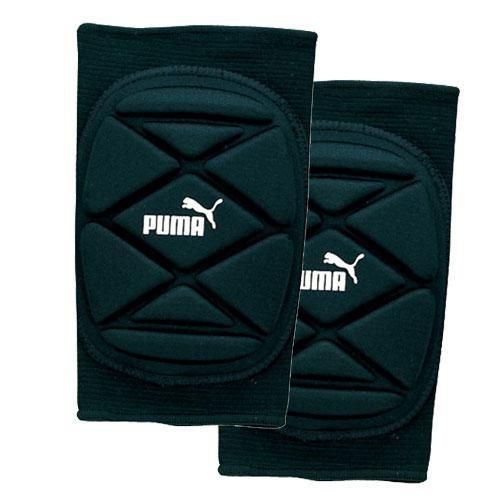 ニーガードペア 期間限定で特別価格 PUMA プーマ 030177-01 メーカー直送 プロテクター用品