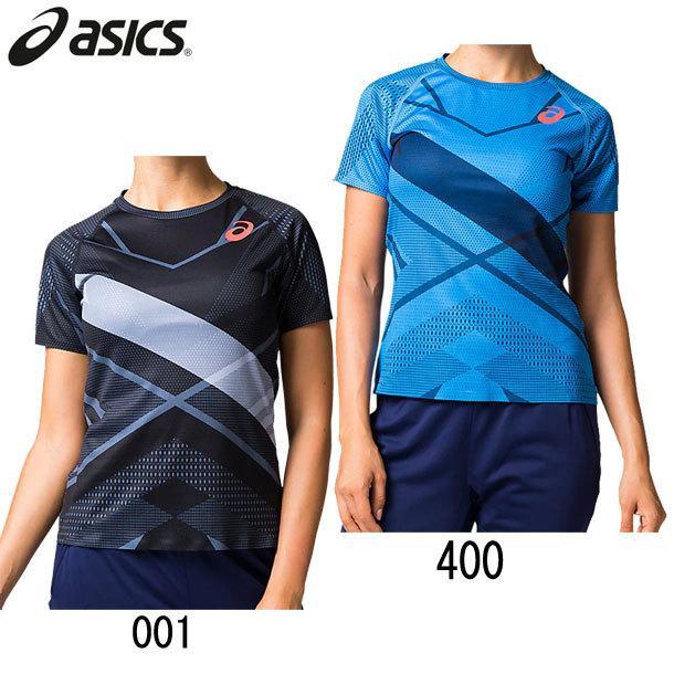W'S TRACK ELITEクールショートスリーブトップ ASICS アシックス ● レディース 陸上 ウェア Tシャツ (2092A116)