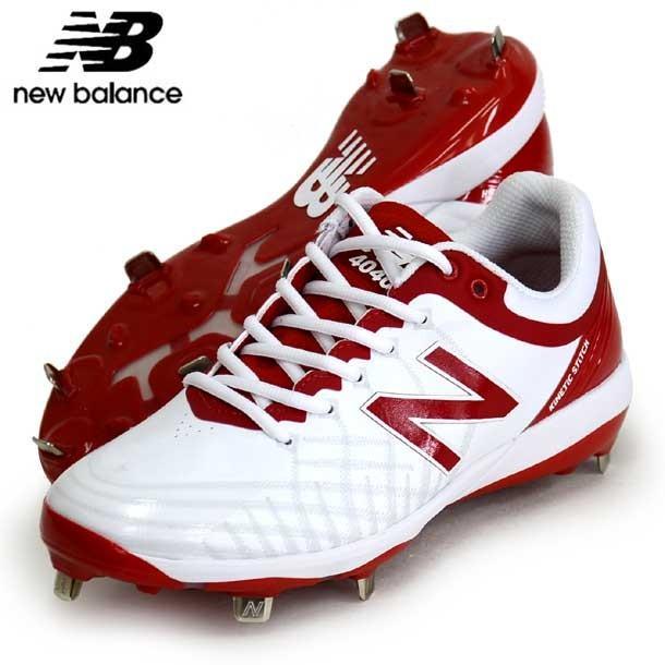 L4040 JR5 New Balance ニューバランス 野球 金具スパイク 19FW(L4040JR5)