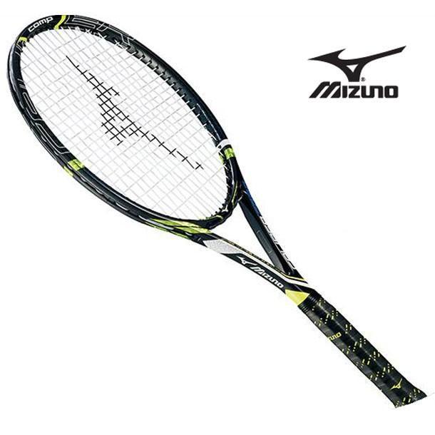 『フレームのみ』テニスラケット キャリバー コンプ (09ブラック) MIZUNO ミズノ テニス ラケット キャリバー (63JTH53009)