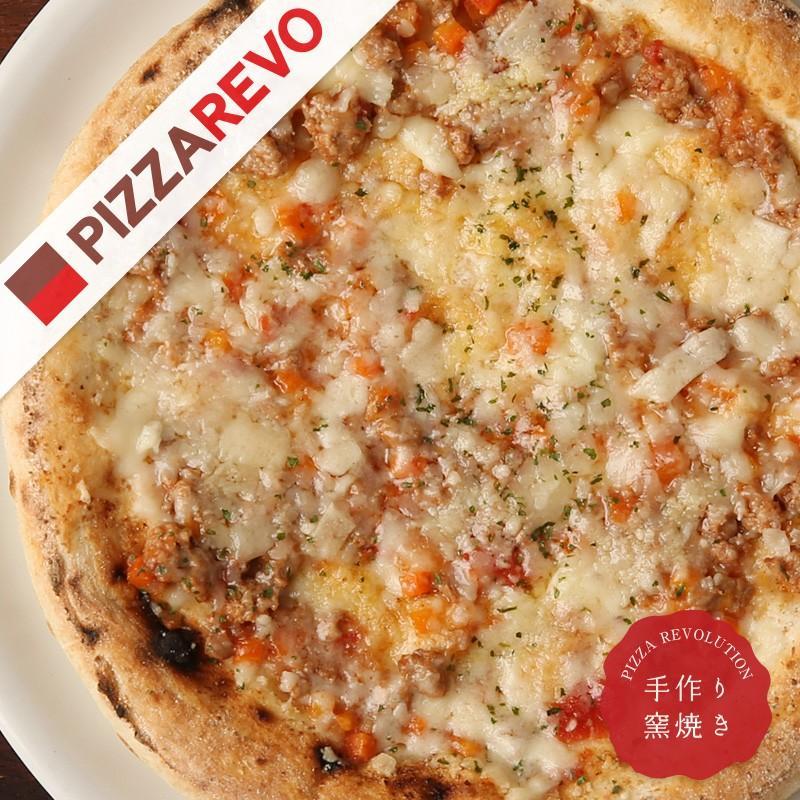 十勝産ラクレットと鴨肉のボロネーゼ 【※2021年3月12日以降順次発送】 pizzarevo