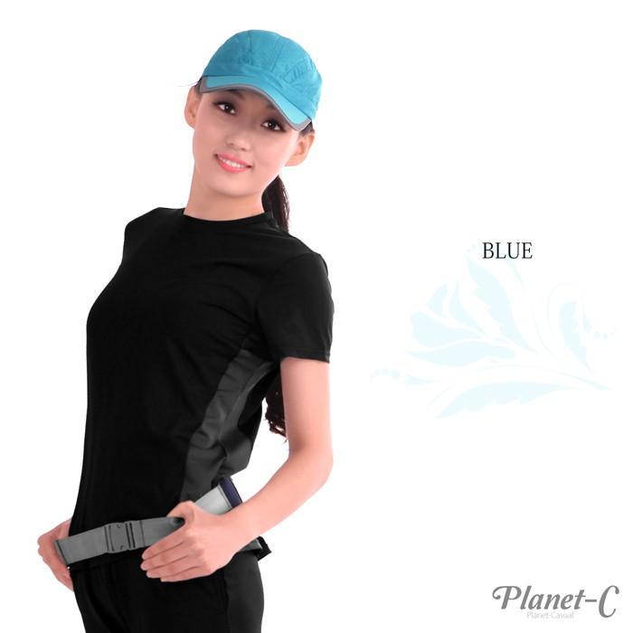 ランニングキャップ レディースメンズ 帽子 キャップ フリーサイズ COOLMAX 軽量 日焼け対策 紫外線 速乾 ランニング ウォーキング テニス SS 春夏 c01|planet-c|09