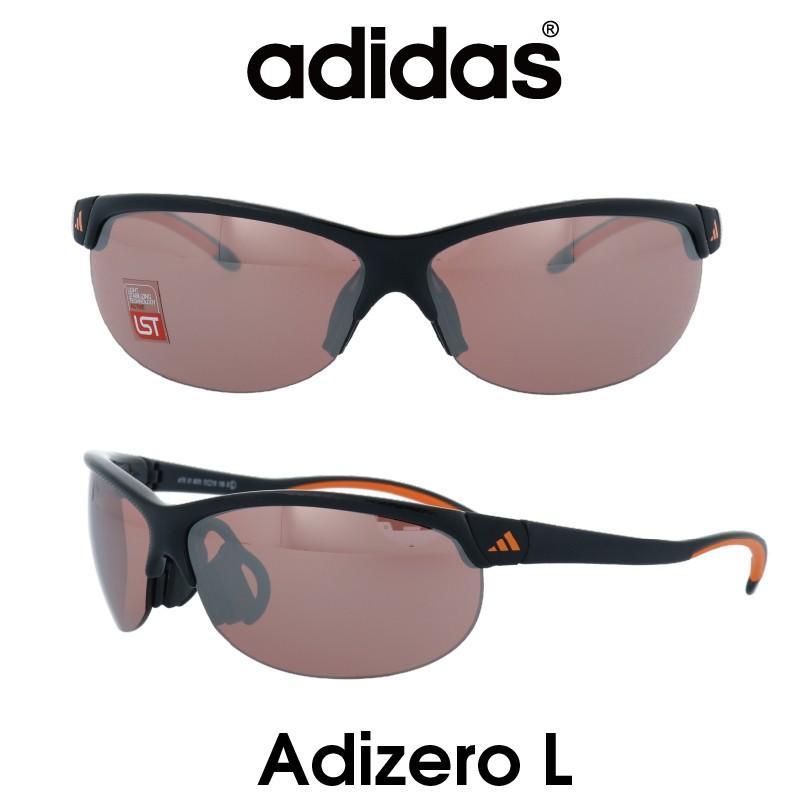 【正規品】Adidas(アディダス) サングラス Adizero L アディゼロ A170-01-6079 LSTアクティブS スポーツ アウトドア ゴルフ ランニング