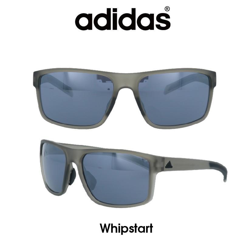 【正規品】Adidas(アディダス) サングラス Whipstart ウィップスタート A423-00-6074 スポーツ アウトドア ゴルフ ランニング