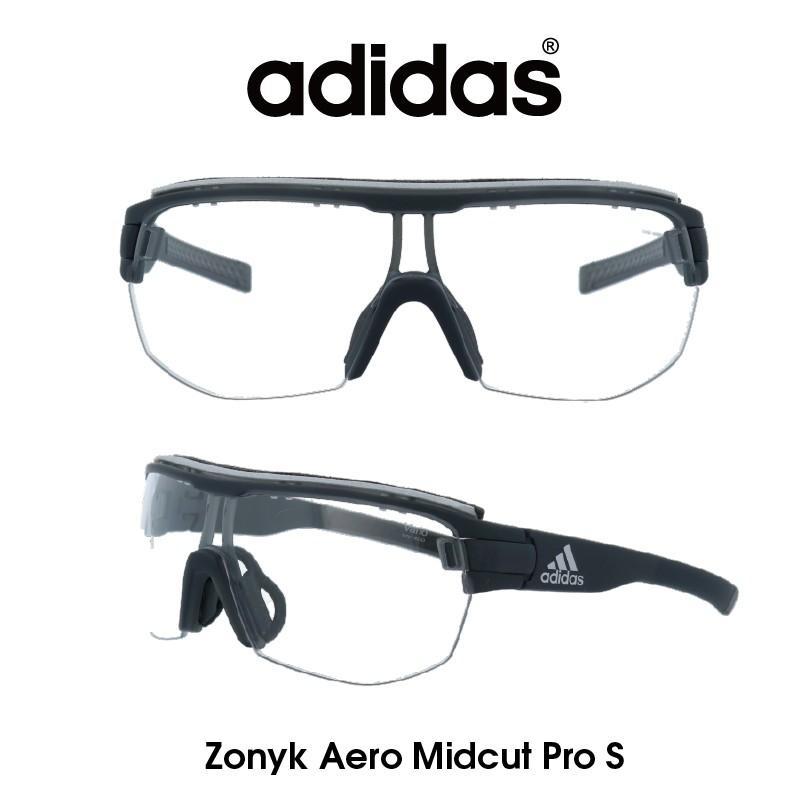 【正規品】Adidas(アディダス) サングラス Zonyk Aero Midcut Pro S ゾニック エアロ ミッドカット プロ AD11-75-6700-S スポーツ ゴルフ ランニング