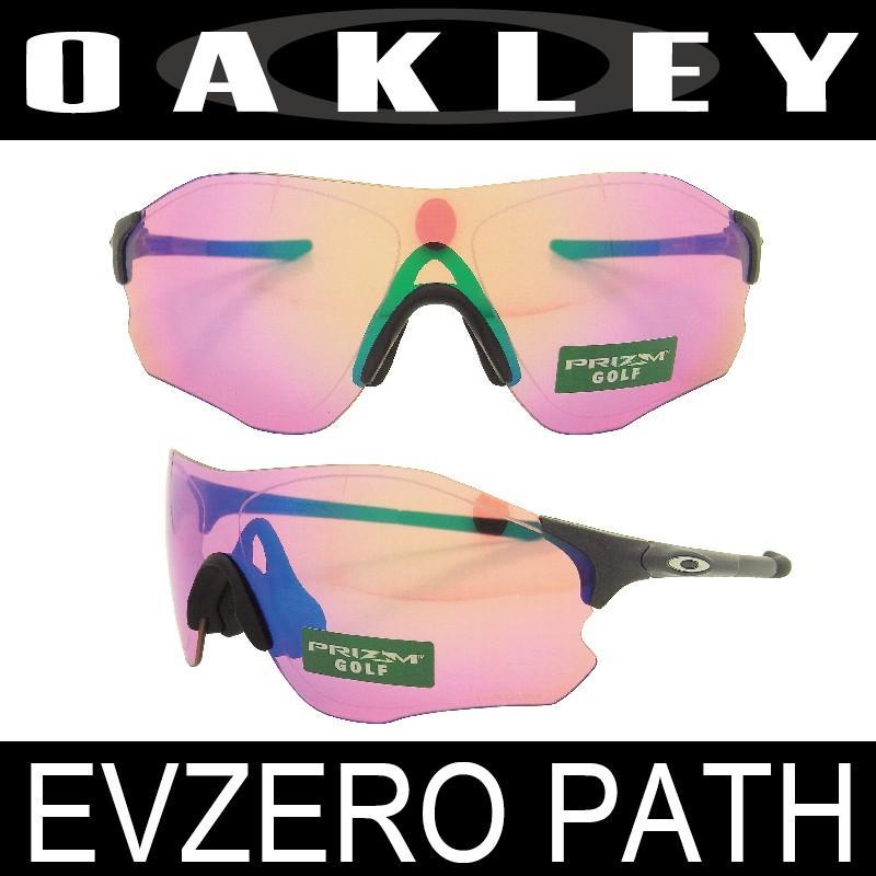 【国内正規品】(アジアフィット)OAKLEY オークリー EVゼロ パス(EVZERO PATH 9313-05)スチール/プリズムゴルフ