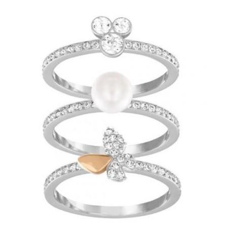 【30%OFF】 スワロフスキー Swarovski 『Cute リング』 指輪 5139669, RoiCiel a816fe20