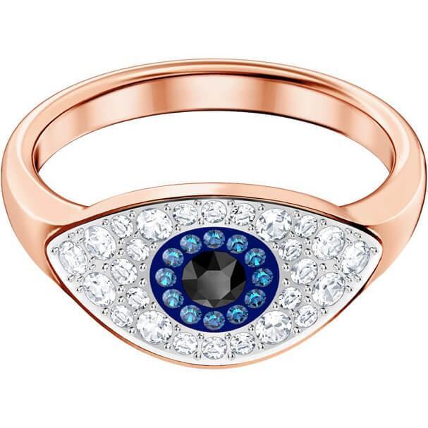 品質満点 スワロフスキー Swarovski 指輪 Eye Duo Evil Evil Eye リング 指輪 5441193, ユウテック:ea02f8e1 --- taxreliefcentral.com