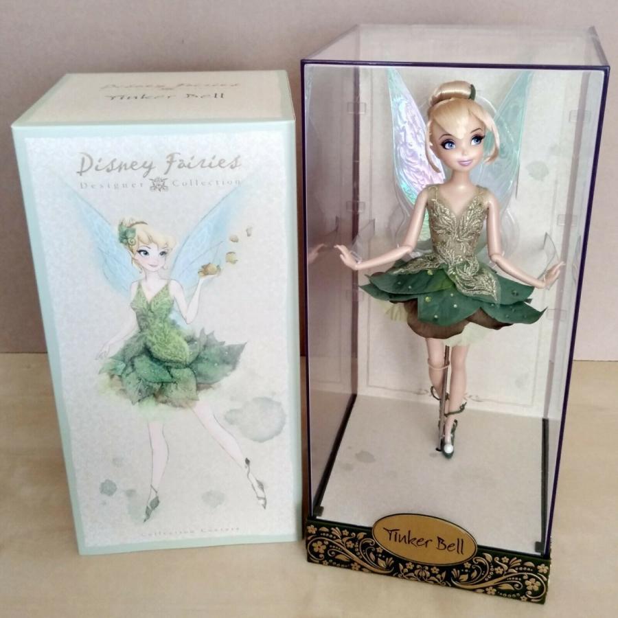 Disney 妖精デザイナーコレクションドール限定版 ティンカーベル フィギュア