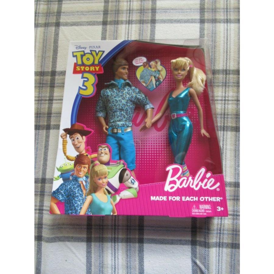 トイストーリー3 Barbie And Ken Box Set Rare バービー&ケン フィギュア