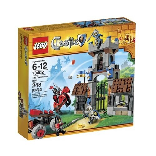 レゴLEGO Castle The Gatehouse Raid