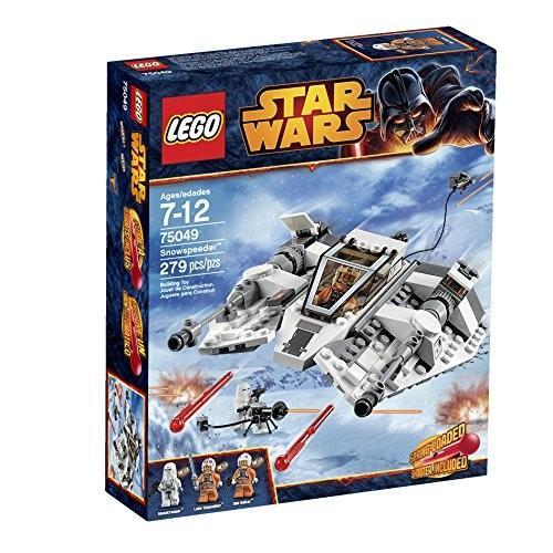 レゴLEGO Star Wars 75049 Snowspeeder Building Toy (Discontinued by manufacturer)