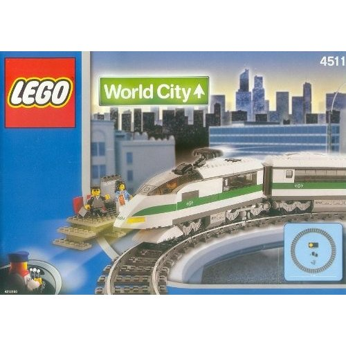 レゴLEGO Trains: High Speed Train Set