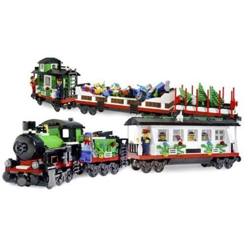 レゴLEGO Make & Create Holiday Train: 965 pcs