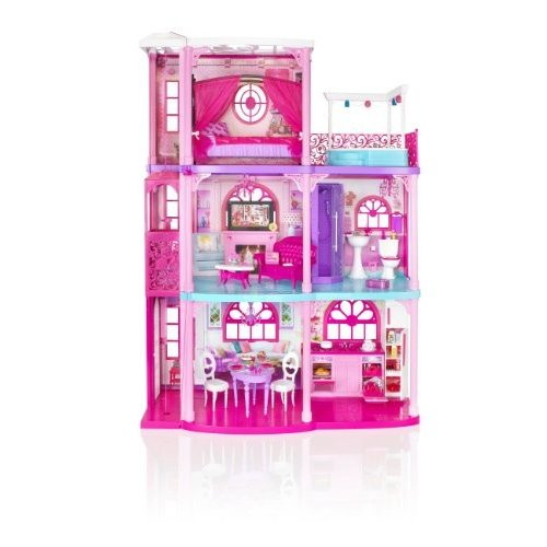 バービーBarbie 3-Story Dream Townhouse