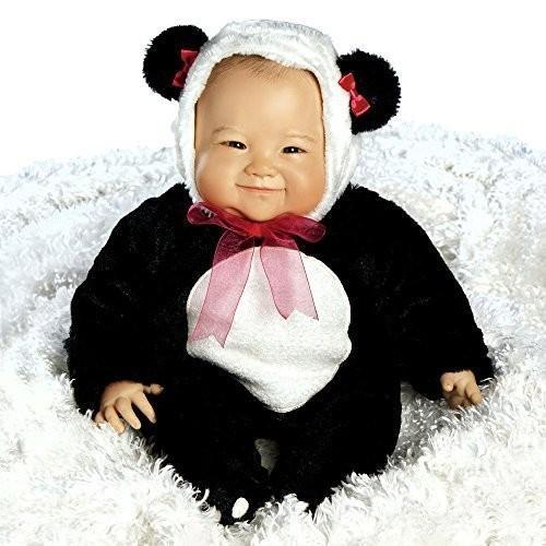 パラダイスギャラリーズParadise Galleries Reborn Asian Baby Doll, 20 inch Realistic Girl Doll Su-lin in GentleTouch Viny