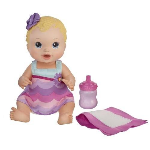 ベビーアライブBaby Alive Bitsy Burpsy Baby Doll