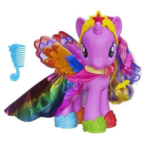 マイリトルポニーMy Little Pony Rainbow Princess Twilight Sparkle Figure