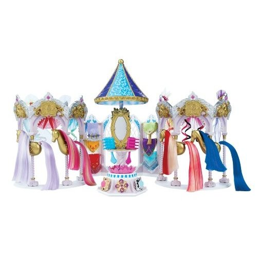 マイリトルポニーPony Royale Dressing Carousel Playset