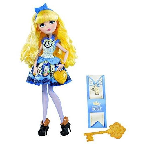 エバーアフターハイEver After High Blondie Lockes Doll