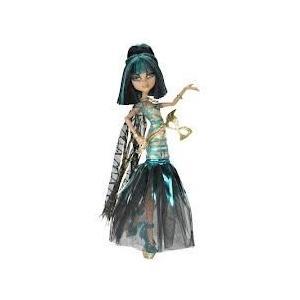 モンスターハイMonster High Ghouls Rule - Cleo De Nile 12 inch doll exclusive!