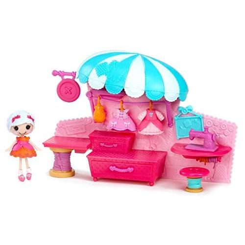 ララループシーLalaloopsy Minis Style 'N' Swap Playset- Boutique