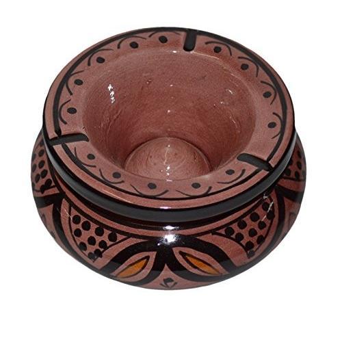 灰皿Moroccan smockless hand made Ashtray Ashtray