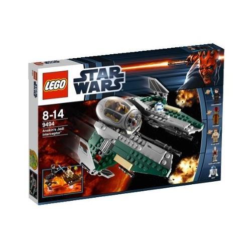 レゴLego Star Wars 9494 - Anakins Jedi Interceptor
