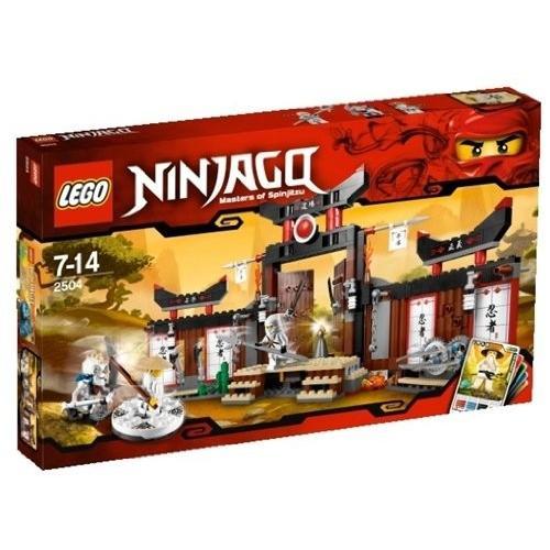 レゴLEGO Ninjago 2504: Spinjitzu Dojo
