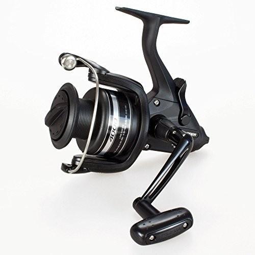 リールShimano Baitrunner ST 4000 FB Baitrunner Standard Spinning Fishing Reel, BTRST4000FB