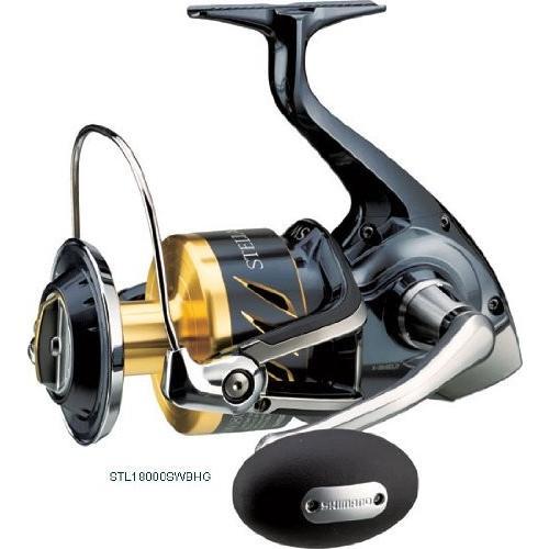 リールShimano Stella SW STL18000SWBHG Spinning Fishing Reel, Gear Ratio: 5.7:1