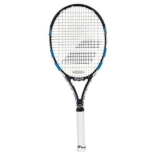 テニスBabolat 2015 Pure Drive Plus Tennis Racquet (4-5/8)