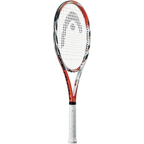 テニスHEAD Microgel Radical MP Unstrung Tennis Racquet (4 5/8)